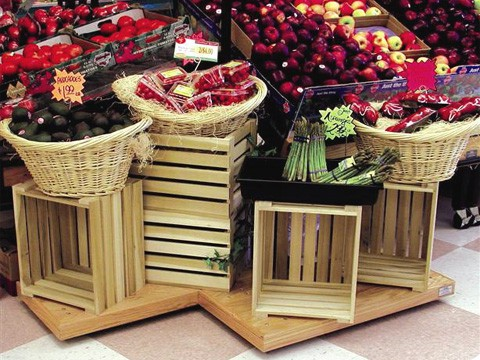 produce crates